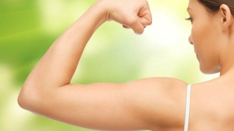 esercizi per dimagrire le braccia velocemente