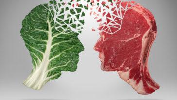 stili alimentari onnivori o vegetariani